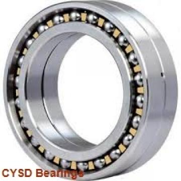 45 mm x 100 mm x 25 mm  CYSD NU309E cylindrical roller bearings
