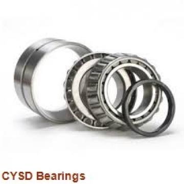 85 mm x 180 mm x 41 mm  CYSD QJ317 angular contact ball bearings