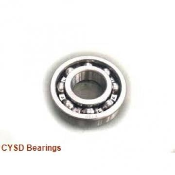 30 mm x 60 mm x 37 mm  CYSD DAC3060037 angular contact ball bearings