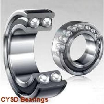 130 mm x 165 mm x 18 mm  CYSD 7826CDT angular contact ball bearings