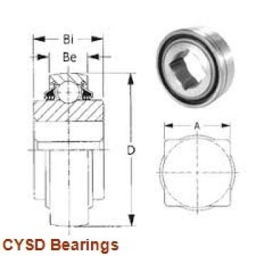 60 mm x 110 mm x 36,5 mm  CYSD 5212ZZ angular contact ball bearings