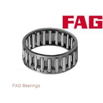 95 mm x 170 mm x 43 mm  FAG 22219-E1-K + H319 spherical roller bearings