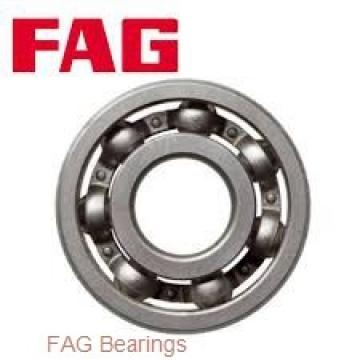 30 mm x 58 mm x 42 mm  FAG RW955 thrust roller bearings