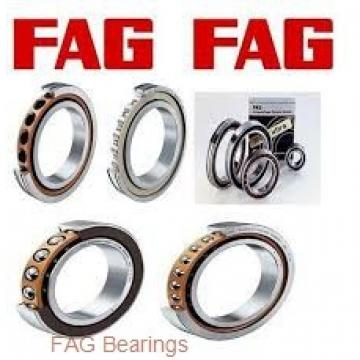 30 mm x 72 mm x 19 mm  FAG S6306 deep groove ball bearings