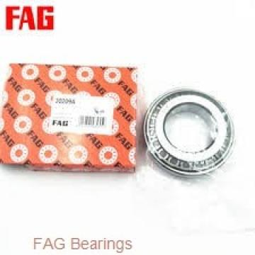 170 mm x 280 mm x 109 mm  FAG 24134-E1 spherical roller bearings