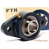 31,75 mm x 72 mm x 25,4 mm  FYH SA207-21F deep groove ball bearings
