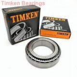 47,625 mm x 90 mm x 22,225 mm  Timken 369-S/362 tapered roller bearings